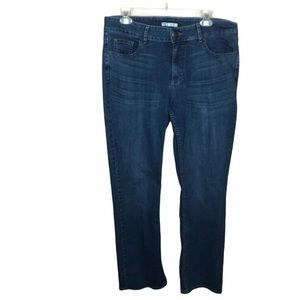 Riders by Lee Straight Jeans. Size 14M. Denim